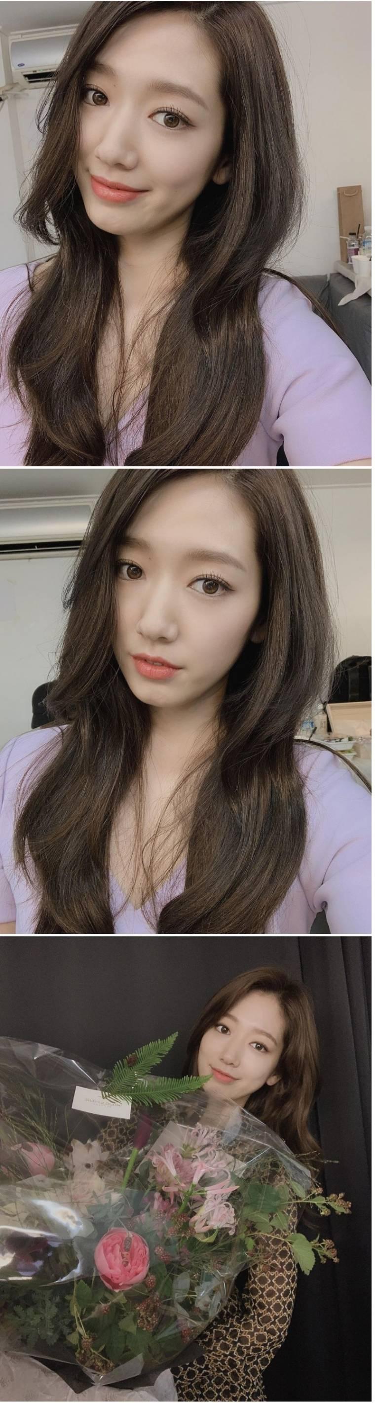 자연미인 박신혜 최근 모습