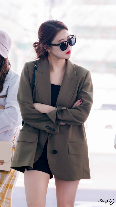 러블리즈 출국 부엉히메 이미주(ft.벱솔)