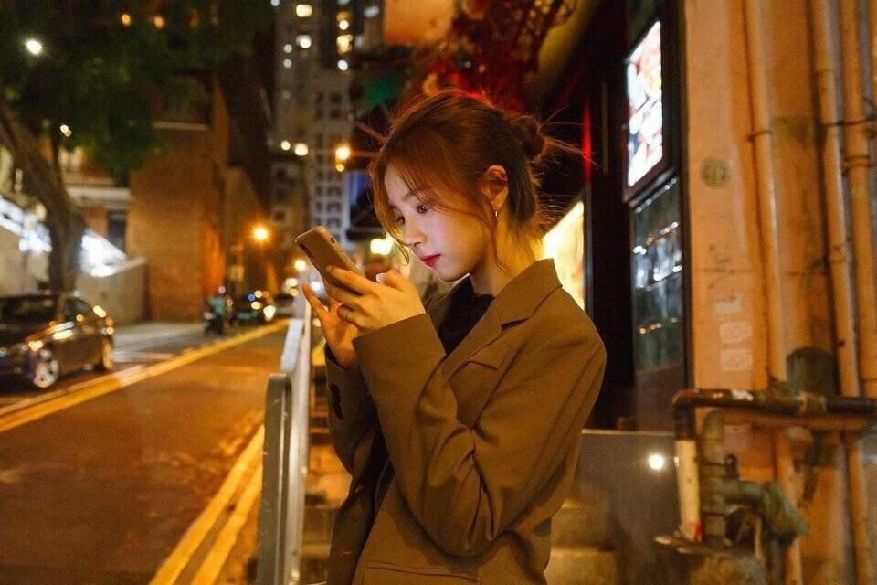 신세경 홍콩 여행 사진 jpg