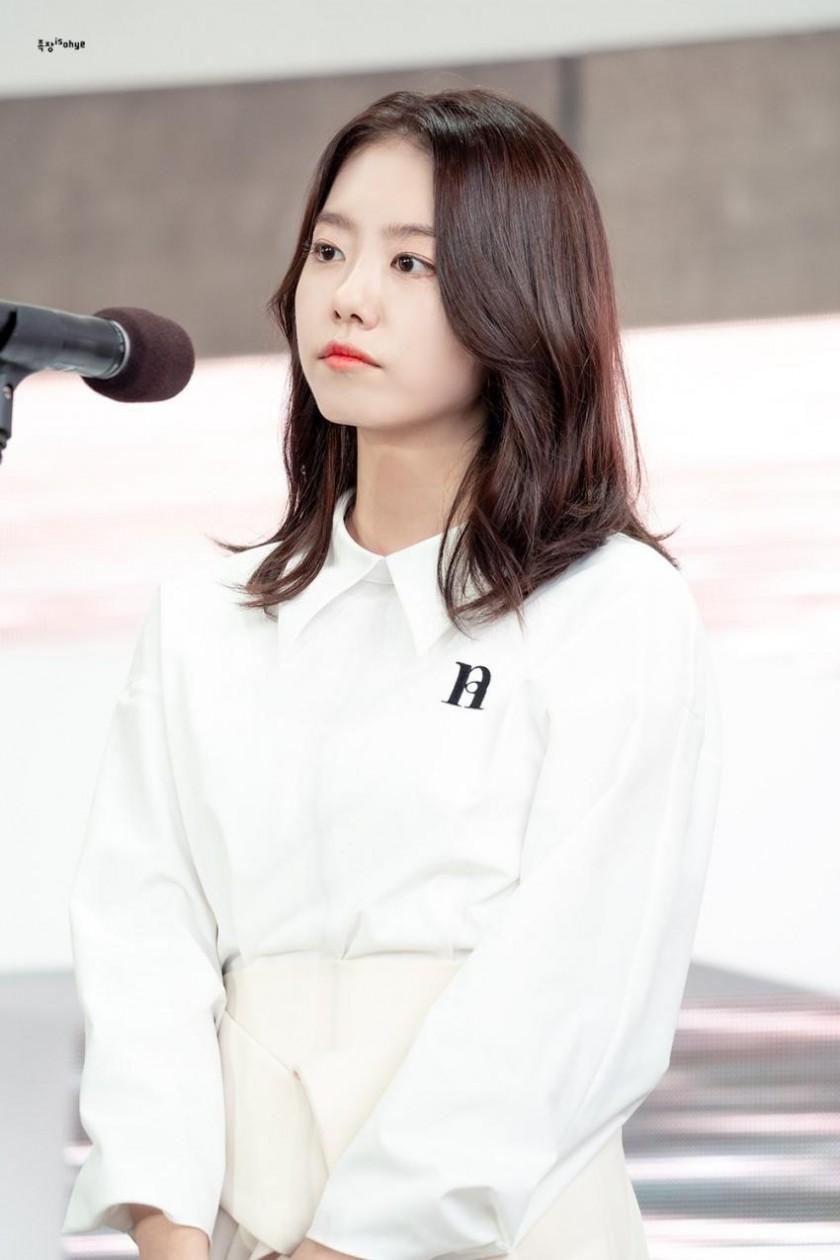 BIFF 무대인사 소혜