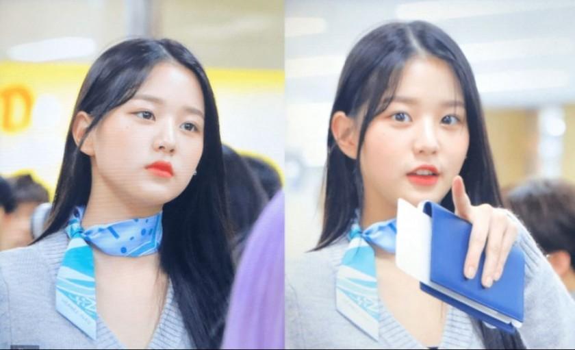 아이즈원 장원영