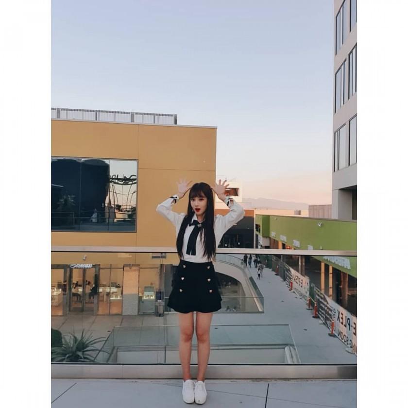LA 인스타 지애 지수 케이 수정