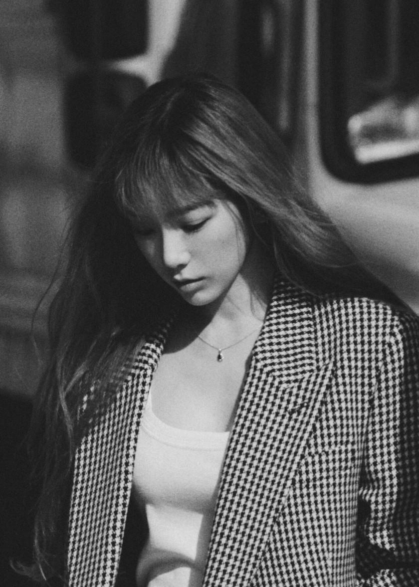 태연 컴백 컨셉 화보
