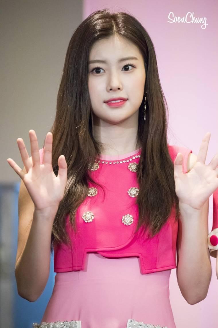아이즈원 강혜원