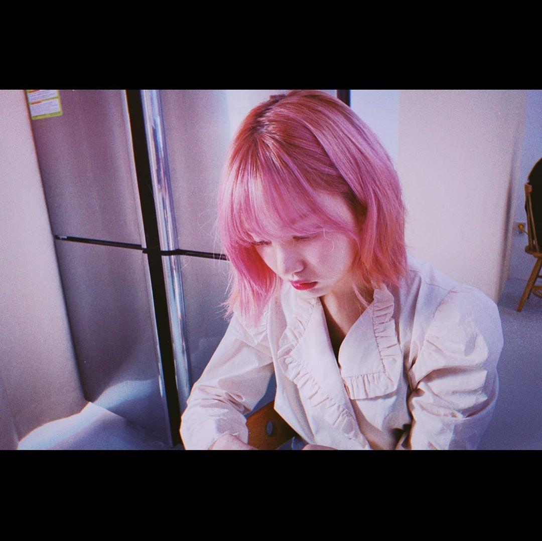 은하 생일 축하 - 소원 신비 (여자친구)