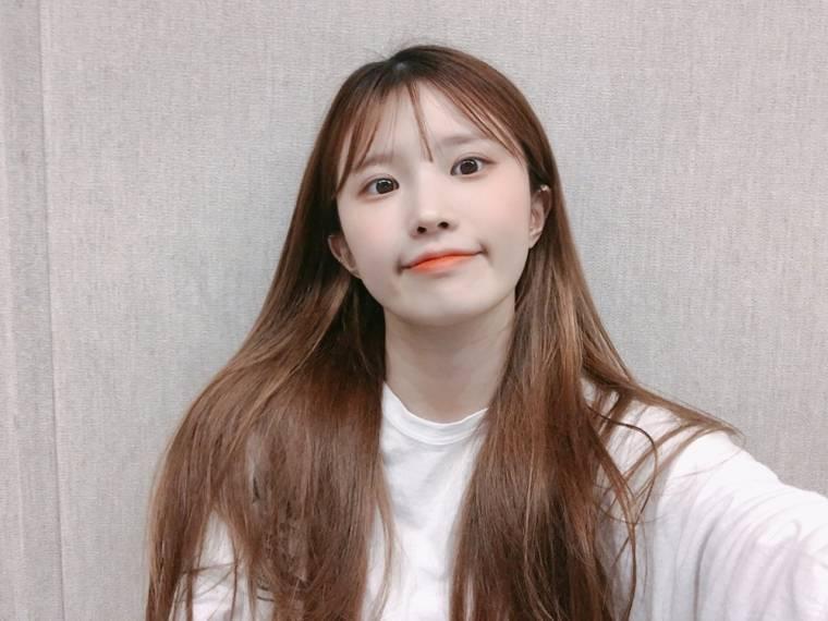 프로미스나인 송하영