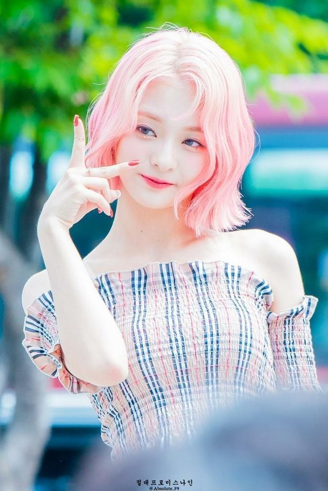 핑크핑크한 나경