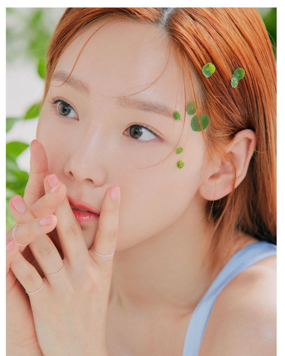 윤아 / 태연 (소녀시대)
